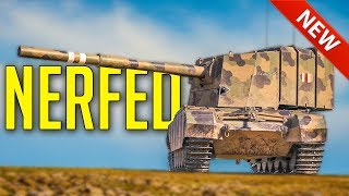 S***BARN is Back? ► World of Tanks FV4005 Review - Update 1.5