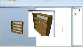 Visual Building Tutorial: Create Furniture 1