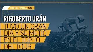 Tour de Francia: Rigoberto Urán, el gran ganador de la contrarreloj | Noticias | El Espectador