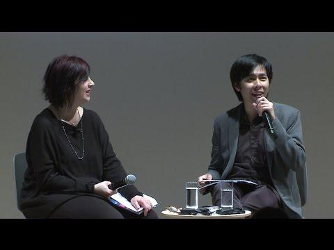 Conversations   Artist Talk   Kingsley Ng
