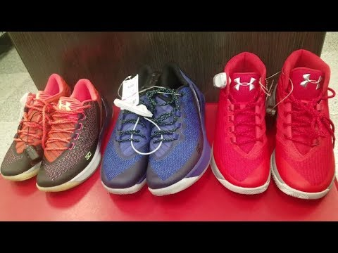 53469709f440 ROSS DRESS FOR LESS LOVES STEPH CURRY S SNEAKERS - YouTube