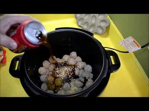 Crock Pot Express Easy MeatBalls
