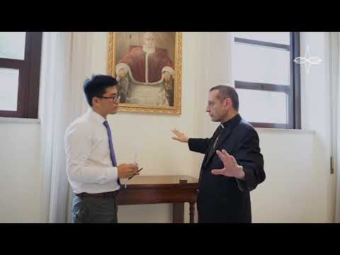 #Synod2018 | Interview with Bishop Frank Caggiano