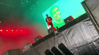 A$AP Rocky - Babushka Boi & Yamborghini High ( Live Performance August 18th 2019 Lowlands Festival )