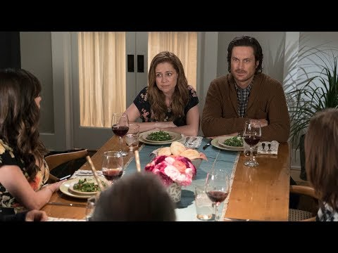 Sneak Peek: Jenna Fischer & Oliver Hudson in 'Splitting Up Together'