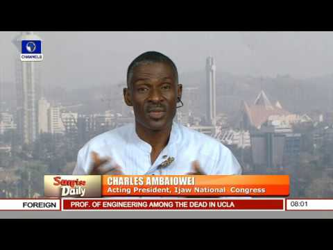 All Good People Of Niger Delta Endorse Ogoni Cleanup - Charles Ambaiowei Pt 3