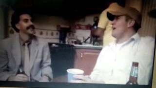 Borat frat scene