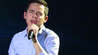 David Archuleta ~Crush and Imagine ~ BYU Spectacular~10-08-15