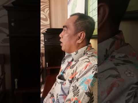 ABD MUIS WARGA GANDING SUMENEP MENOLAK BERITA HOAX