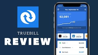truebill App Review - Free App That Lets You Track Your Spending