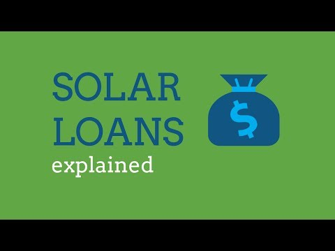 Financing your Solar Panel System with Solar Loans