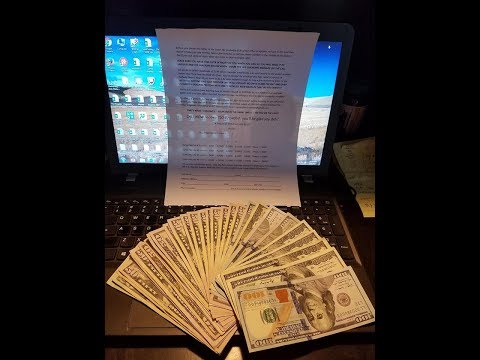 *How To Make Money Mailing Flyers* From Home