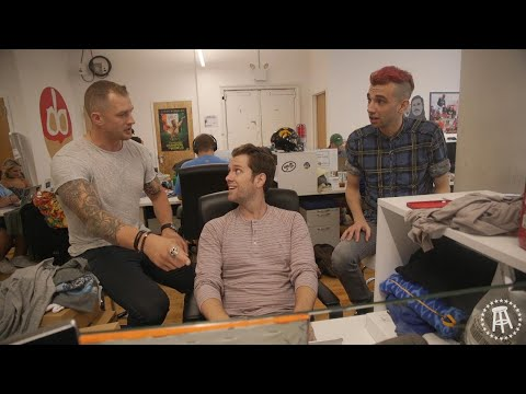 The Office Enforcer Feat. Jay Baruchel And Colton Orr