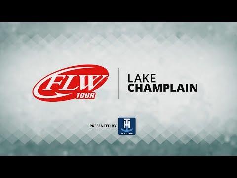 2019 FLW TV | Lake Champlain