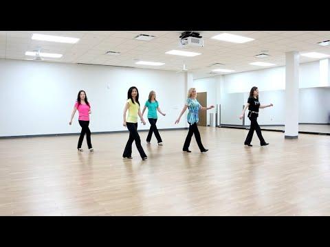Going Nowhere - Line Dance (Dance & Teach In English & 中文)