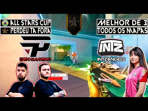 paiN Gaming vs INTZ Angels-All Stars Cup - S1-G2
