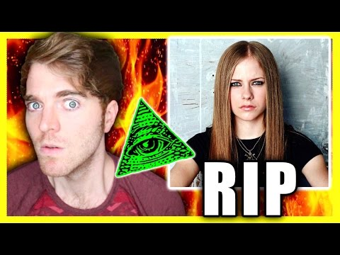 AVRIL LAVIGNE CONSPIRACY THEORY