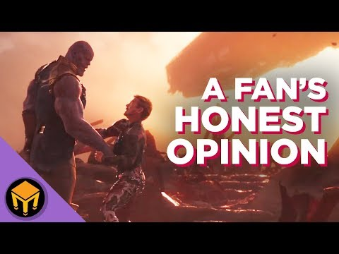 A Fan's Honest Opinion On Avengers: Infinity War [ SPOILERS ]
