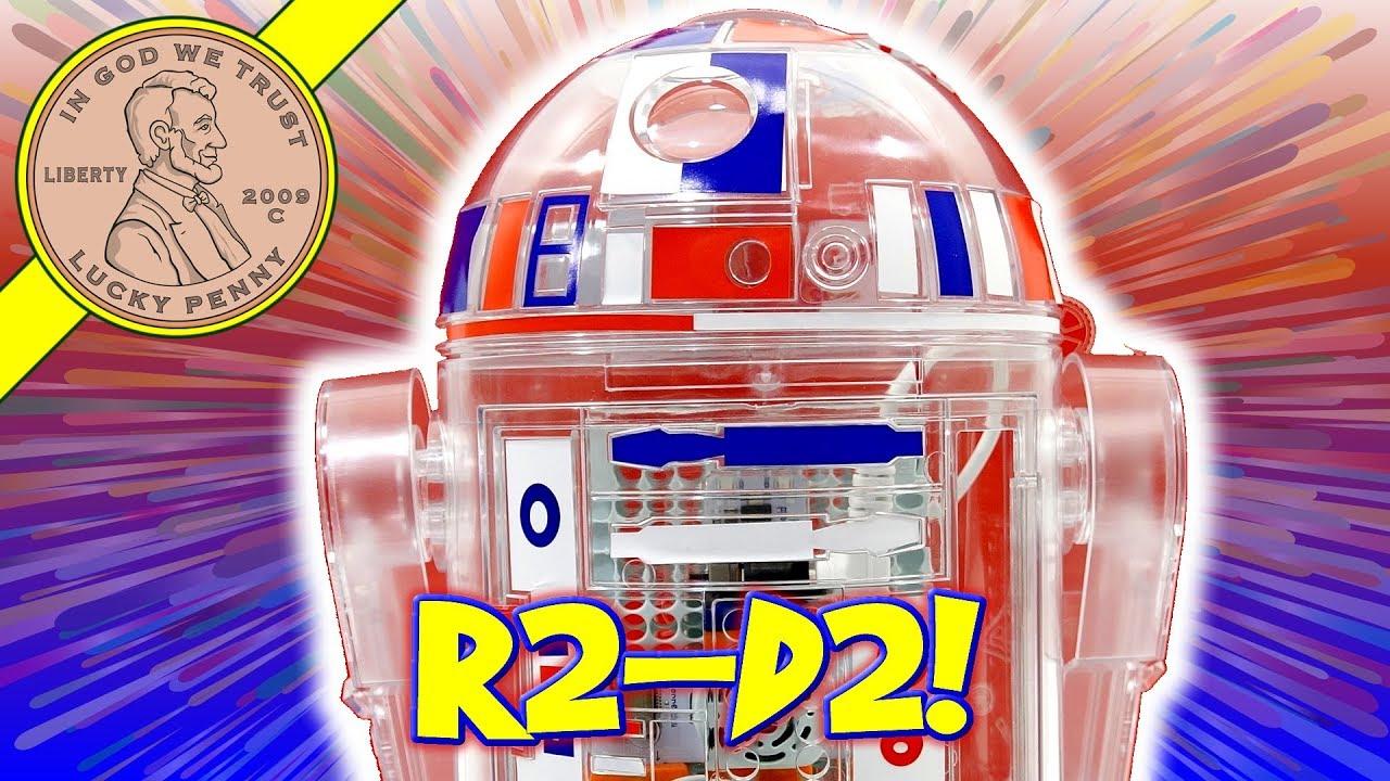 24b987ad6f8bb R2-D2 Droid Inventor Kit - Star Wars Toy! Patriotic Robot Kit Complete  Build!