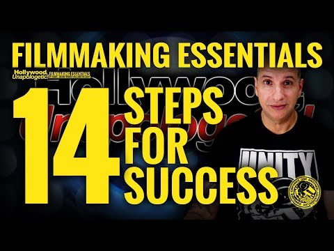 Filmmaking Essentials: Orlando Delbert's, Steps For Success Hollywood Life