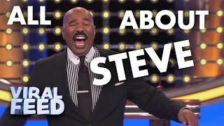 ALL ABOUT STEVE HARVEY | VIRAL FEED