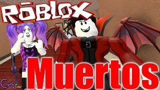 WE ARE THE PERFECT COUPLE OF LIVING DEAD ? MURDER MYSTERY ROBLOX CRYSTALSIMS