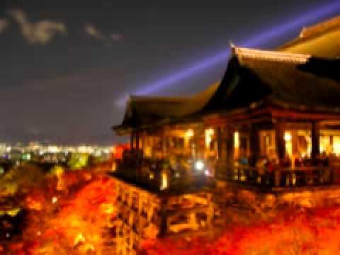 四季連禱:4. 楓葉の舞/長生淳(Fluttering maple leaves : Jun Nagao)