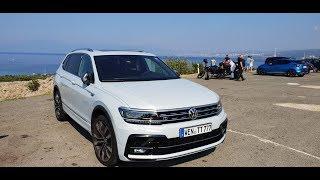 Volkswagen Tiguan Allspace R-LINE TDI 2.0 BITurbo 4-Motion 240 лс. Тигуан Олспейс