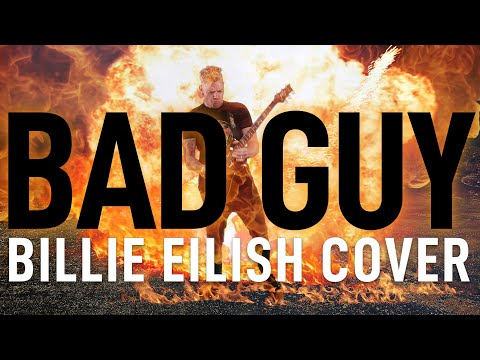 Billie Eilish Bad Guy + Green screen + Horrendous Vfx   I
