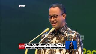 Kontroversi Festival Musik 'DWP'