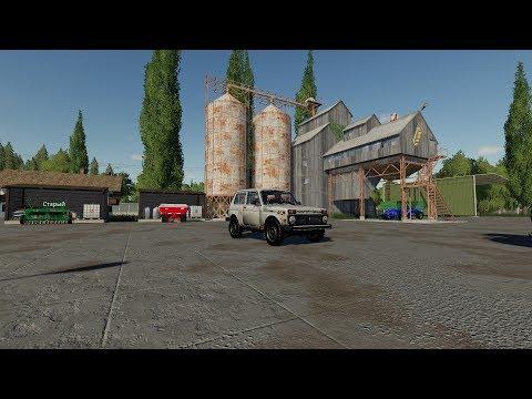 Farming Simulator19. Sosnovka Hun. Стрим-кооп.№1