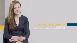 UCL - Dr Ruth Morgan Forensics