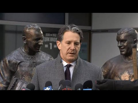 Brendan Shanahan on Johnny Bower's legacy