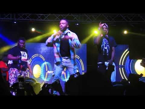R2Bees, King Promise perform at 'Promise land' concert
