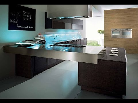 Ultra Modern Kitchen Design Magnificent Ideas