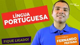 Ortografia para concursos -  Língua Portuguesa - Prof. Fernando Pestana