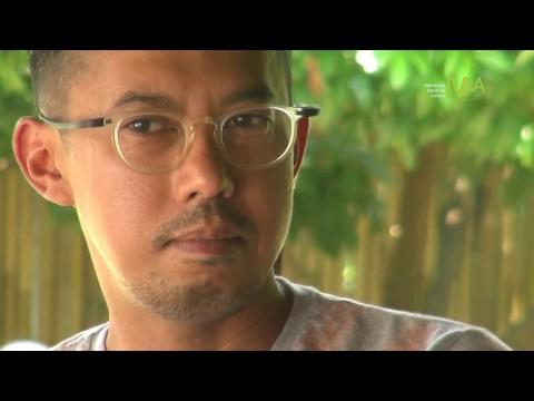 #Dokumentasi: Wawancara dengan Ari Bayuaji (artist residency RedBase Foundation)