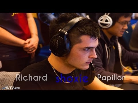 "CS:GO Richard ""shox"" Papillon Movie"