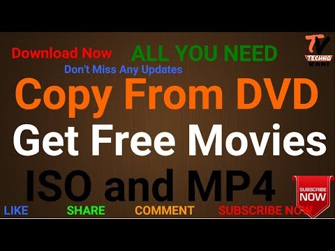 How to copy DVD to Laptop in hindi 2019 updated| Techno Vani