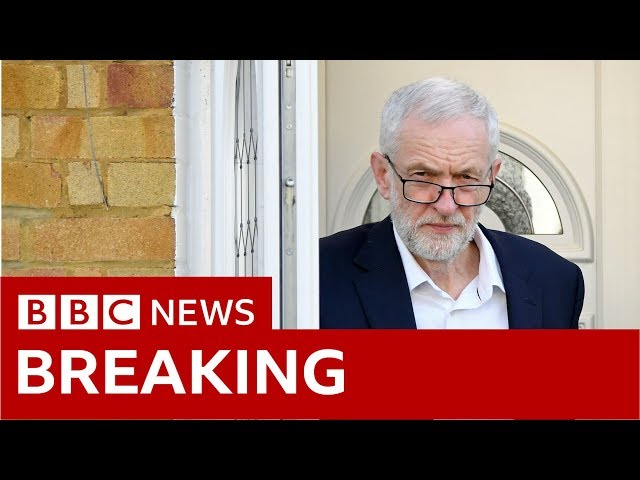 Brexit talks between Labour and the Conservatives end without agreement - BBC News