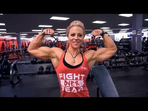 Female Bodybuilding Muscle Goddess