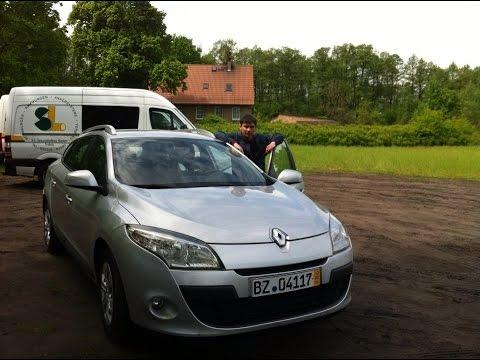 Renault Megane III за 320тыс.руб. из Германии