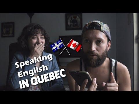 🇨🇦 Testing If Canada Is Bilingual, Calling To Quebec Province 🇨🇦- Vigo