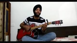 Gani || Akhil Ft.Mani Sandhu || Parmish Verma || Guitar Cover || Enjoy ;)