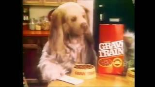 Gravy Train Dog Food Commercial (1975)