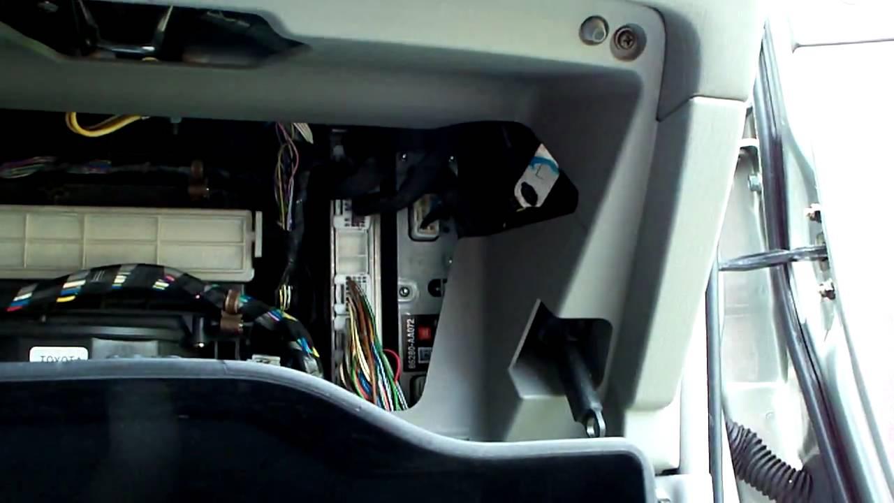 2008 Toyota Sequoia Fuel Filter