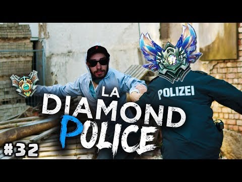ONLY JAYCE TO MASTER #32 - Scappo dalla Diamond 5 Police
