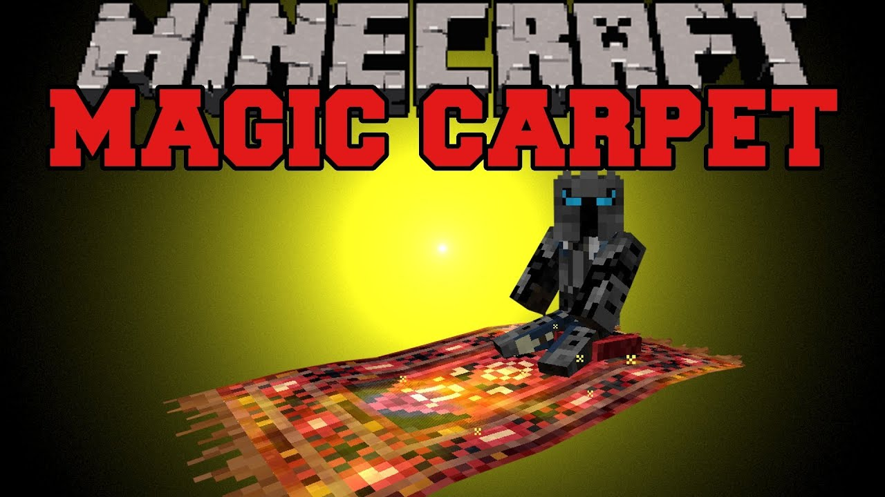 Magic Carpet Minecraft Floor Matttroy