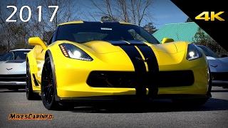 Chevrolet Corvette Grand Sport 2017 Videos