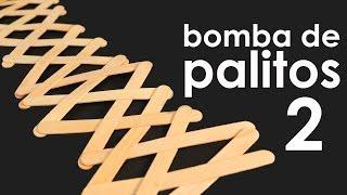 Bomba de palitos de 2ª geração (Stick Bomb) (brinquedo + EXPERIÊNCIA) thumbnail